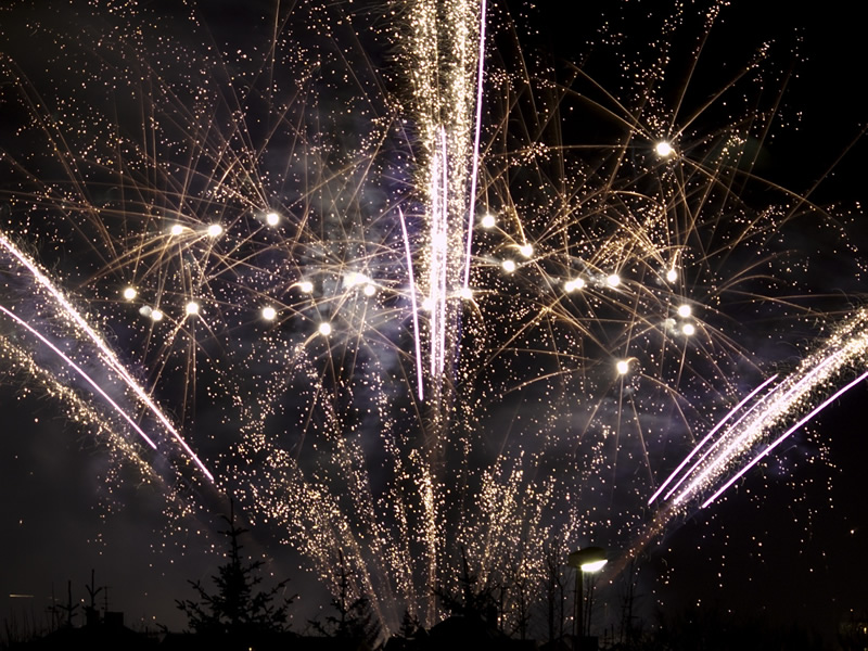 Total Pyro - Low Noise Firework Displays